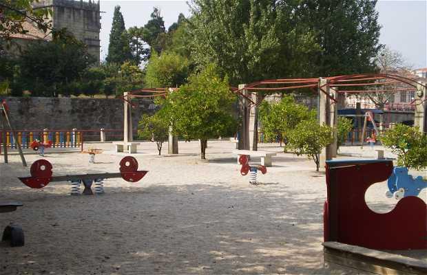 Parque y Jardines A Xunqueira