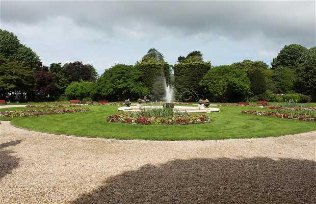 L. Bonnat Public Garden