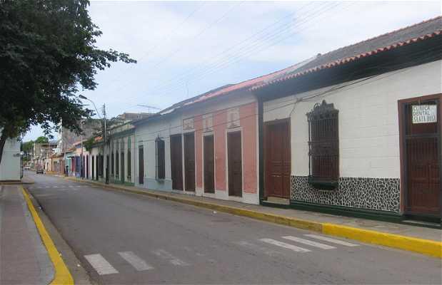 Las calles de Carúpano