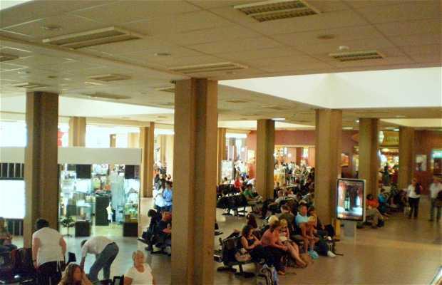 Aeropuerto Internacional de Monastir
