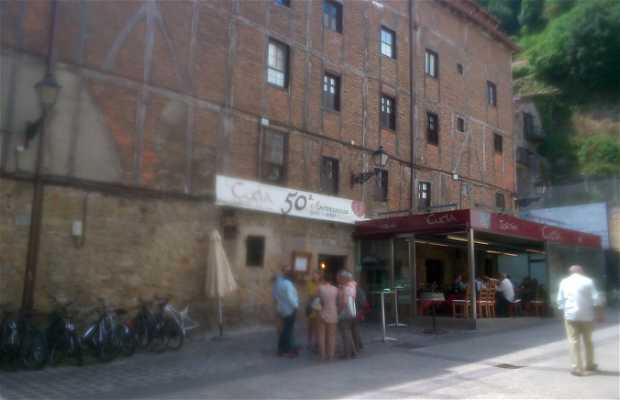 La Cueva Restaurant