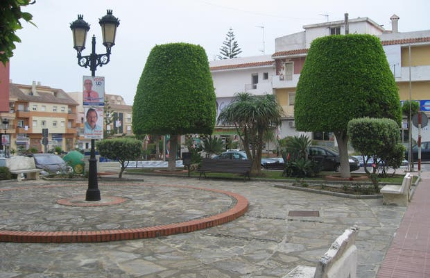 Plaza de Ierapetra Grecia