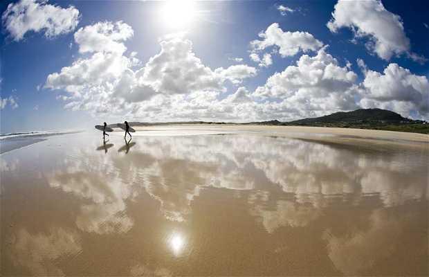 Praia de Razo-Baldaio
