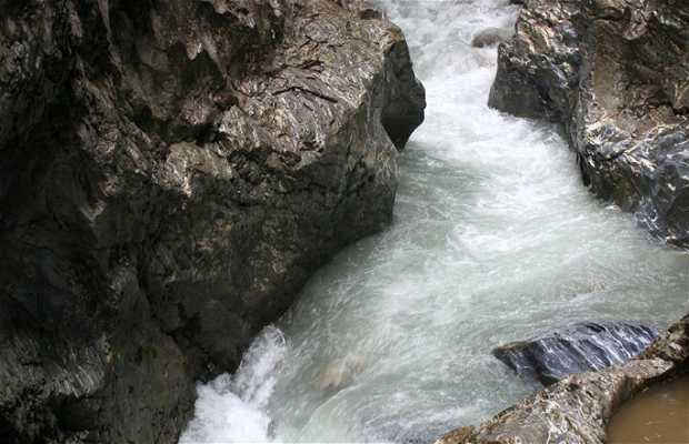 Liechtenstein Gorge (Liechtensteinklamm)