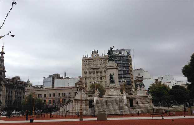 Les fontaines du palais du congrès