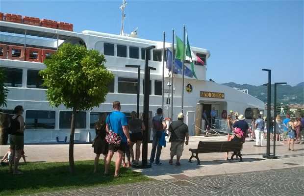 Traghetto Lago di Garda