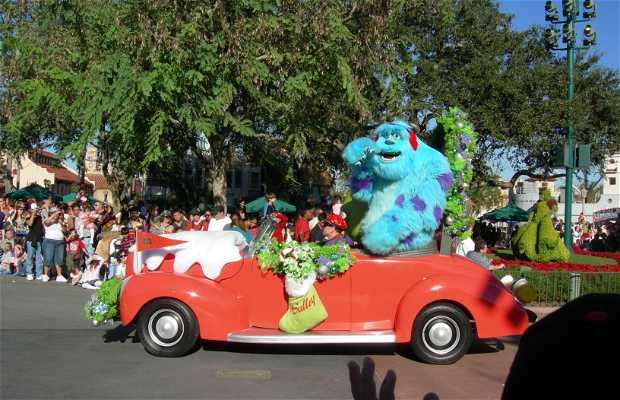 Disney Parades (desfiles en los parques de Disney World)