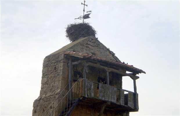 Eglise paroissiale de Villafalé