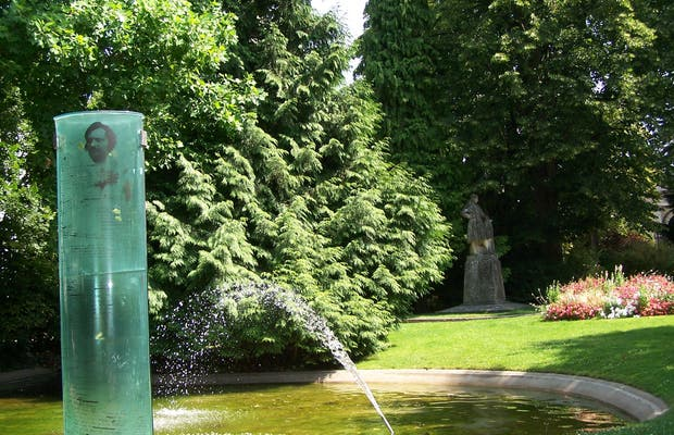 Jardín de François Sicard