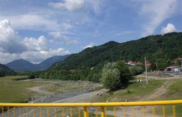 Rivière Arges