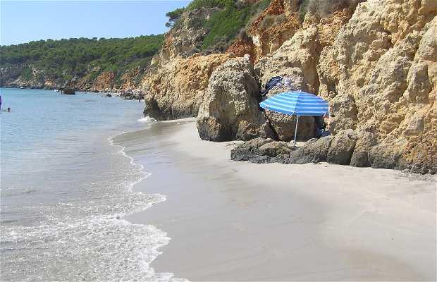 Spiaggia di Binigaus