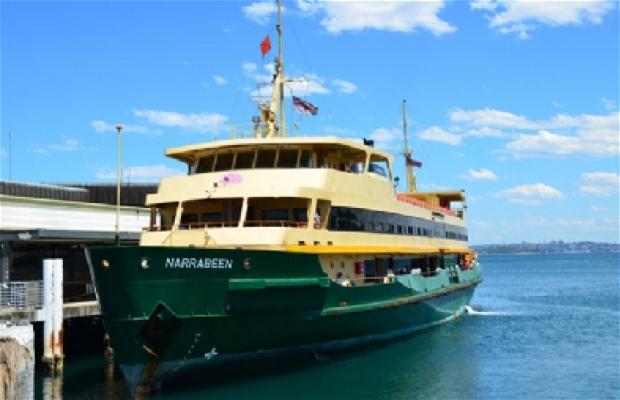 Ferry de manly