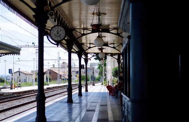 Stazione di Taormina