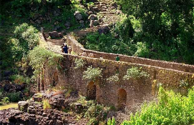 El puente de los Portugueses - Tis Isat