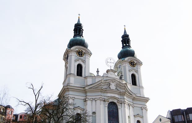 Iglesia de Santa María Magdalena