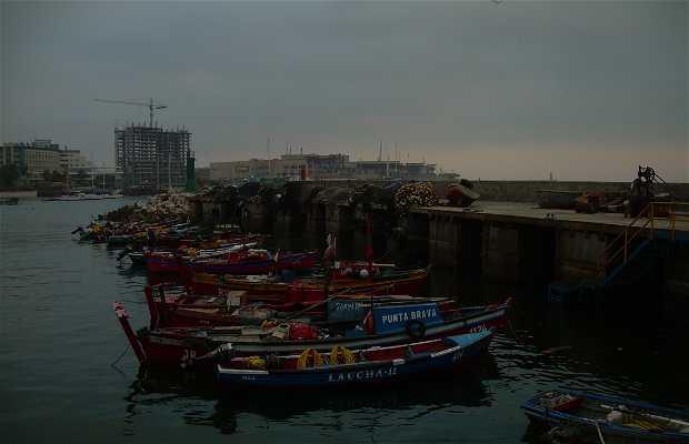 Plage de Antofagasta