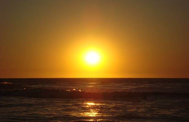 Playa San Benito