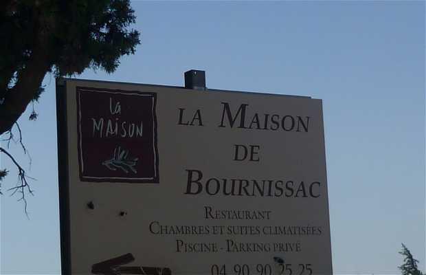 La casa de Bournissac