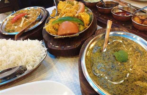 Restaurante Natraj