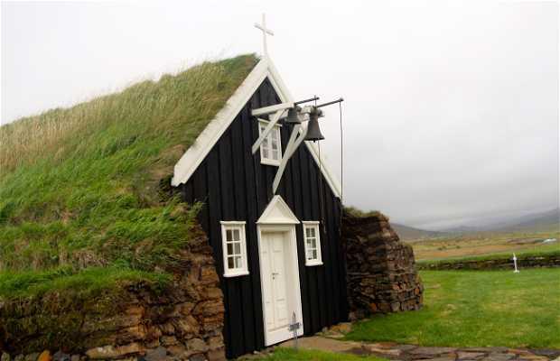 Iglesia primitiva de islandia