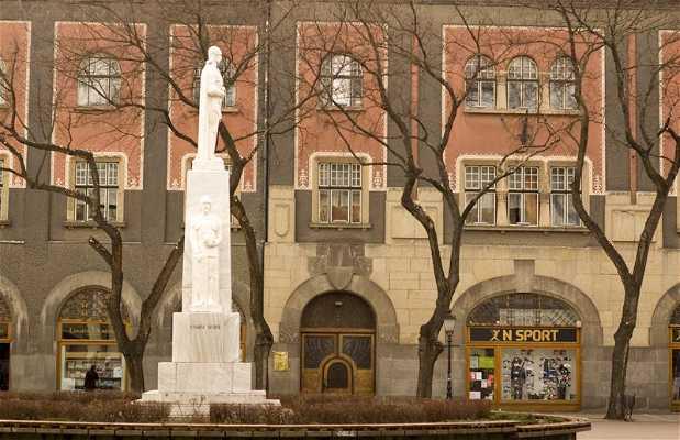 Plaza Jovan Nenad