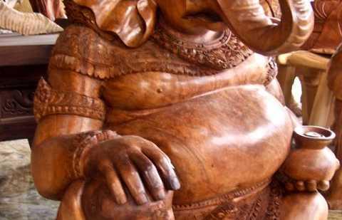 Artesanía Balinesa