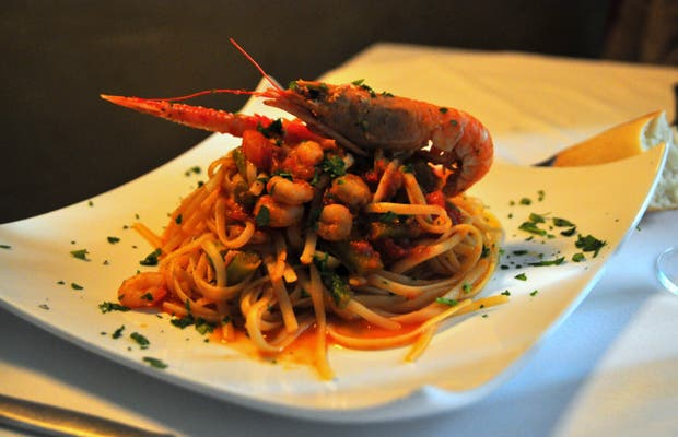 Restaurante La Trattoria de Sant Arcangelo
