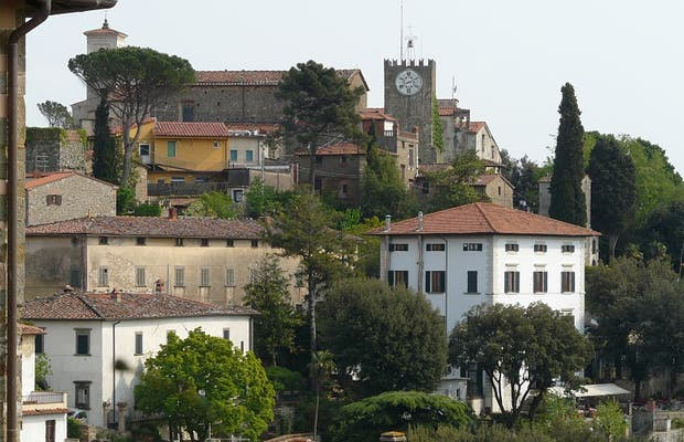 Borgo di Montecatini Alto