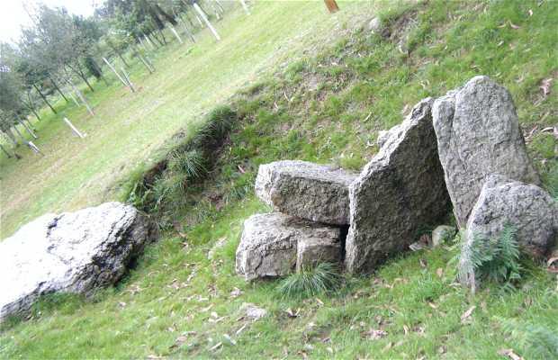 Tumulus Necropolis of Los LLanos