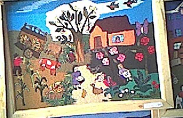 Tapestries of Isla Negra