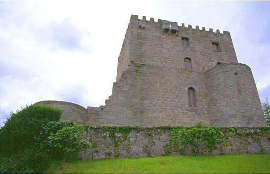 Castillo de Pardo de Cela
