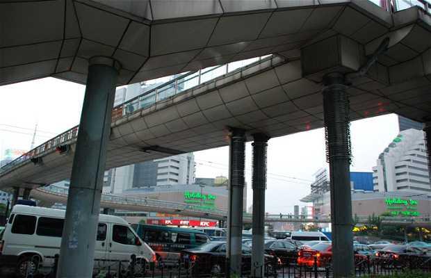 Pasadizos peatonales de Hengfeng