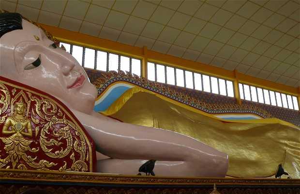 Templo de Wat Chaiyamangalaram, Penang, Malasia
