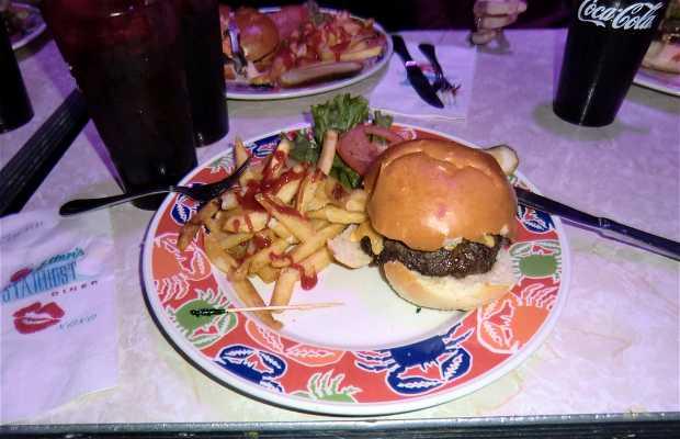 Restaurant Ellen´s Stardust Diner