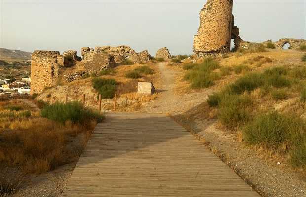 Castle of Tabernas