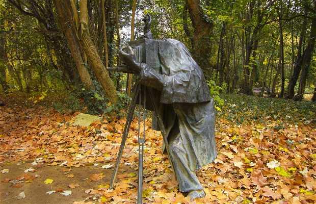 Estatua del Fotógrafo del Campo Grande