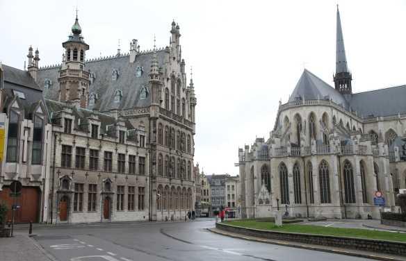 Eglise de Saint Pierre de Louvain
