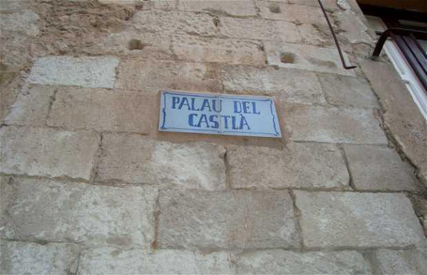 Palau del Castlà