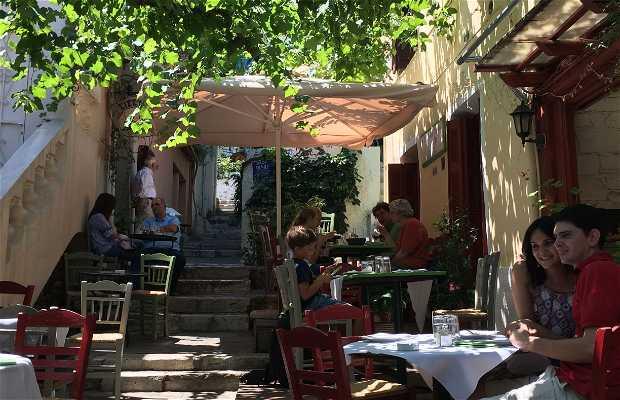 Rue Mnisikleous