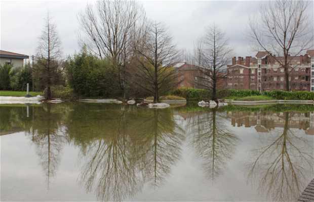 Parque botánico Ramón Rubial
