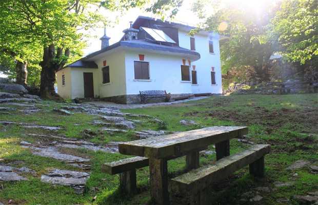 Refugio de Goikigane Mendi Taldea