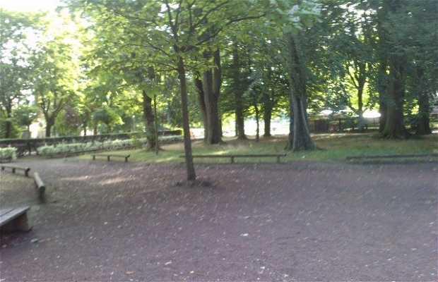 Jardin de la pace