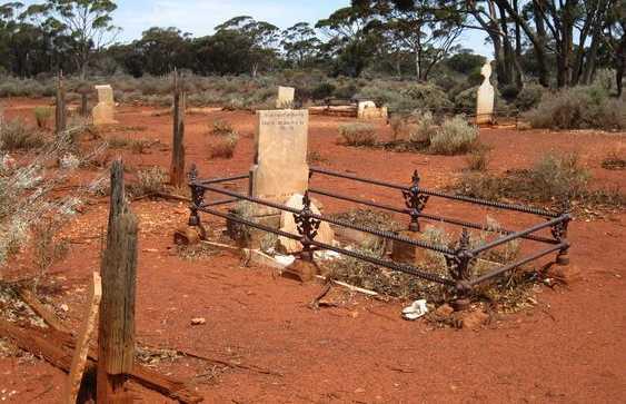 Cementerio de Kanowna