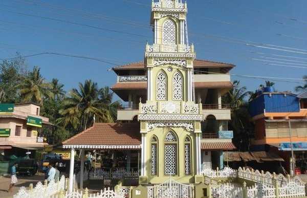 Olangadan Tower
