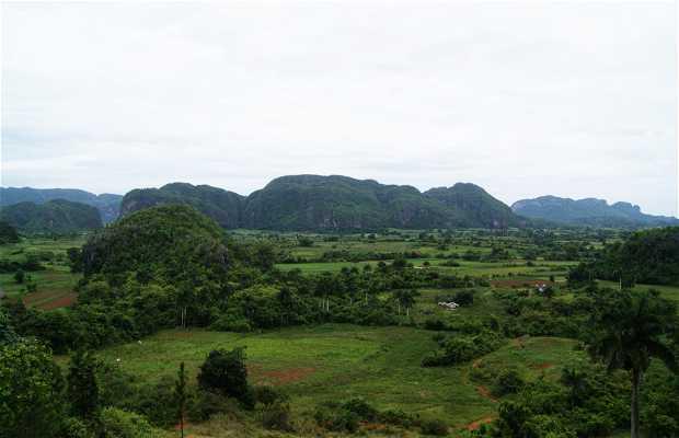 Balcón del Valle de Viñales