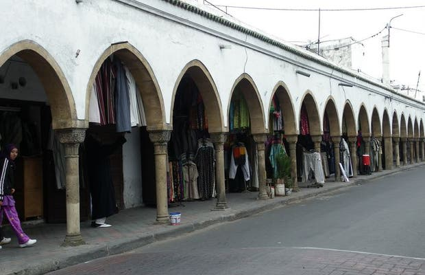 Calle Sidi Okba