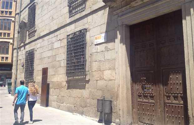 Biblioteca Pública de Segovia