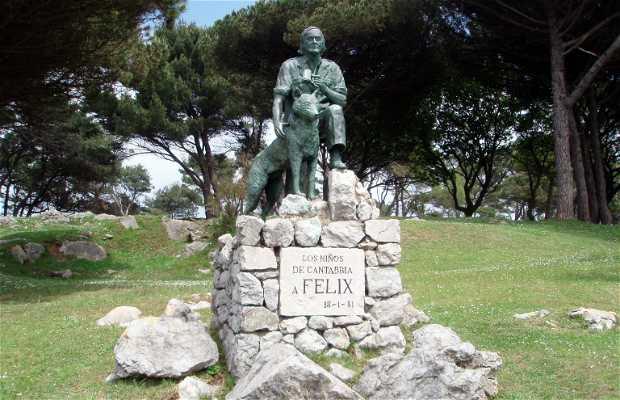Monument à Felix Rodriguez de la Fuente