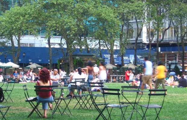 Parco Bryant di New York