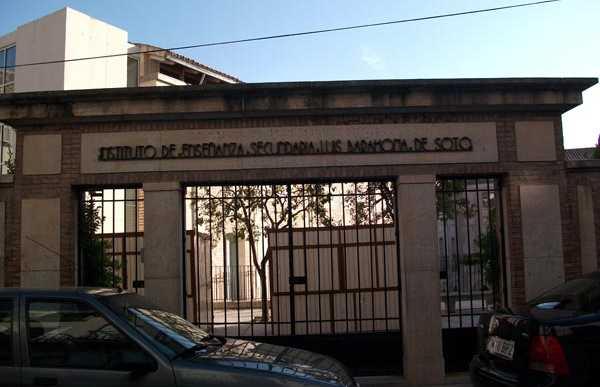 """Instituto Luis Barahona """"Instituto con historia"""""""
